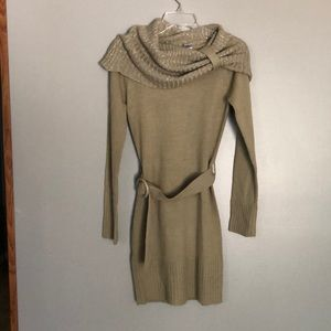 NWOT sweater dress